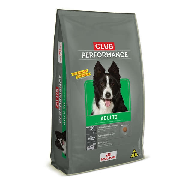 Royal Canin Club Performance Adulto - 15 KG