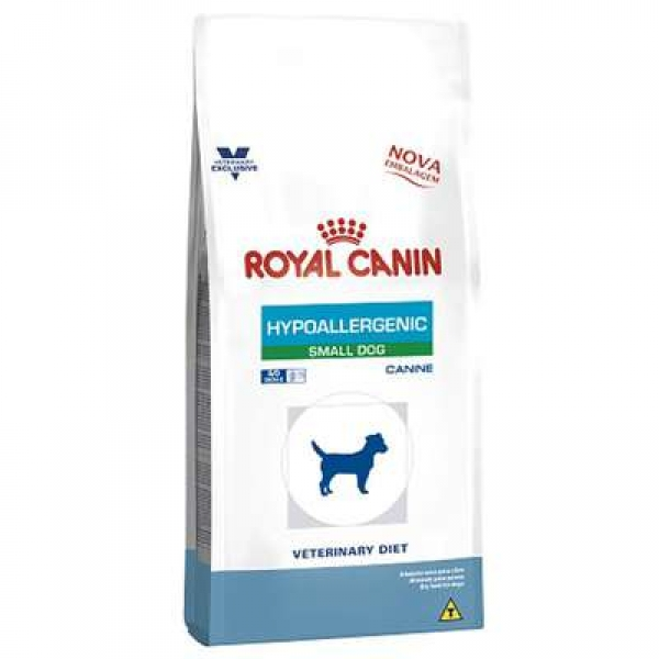 Royal Canin Canine Hipoallergenic Small Dog - 7,5kg